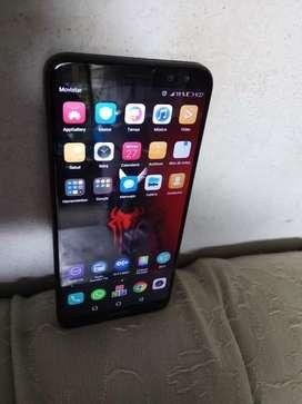 Vendo smartphone HUAWEI Mate 10lite; excelente estado, aún tiene la mica original de fábrica en la pantalla.