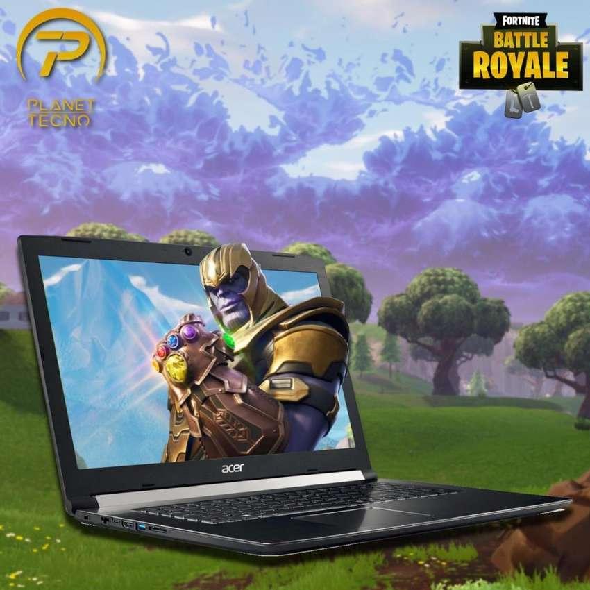 Acer Aspire 7 15.6 Intel I7 8va 8gb 1050gtx 4gb Laptop Gamer 0