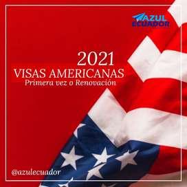 REQUISITOS VISA AMERICANA ¡APLICA YA!