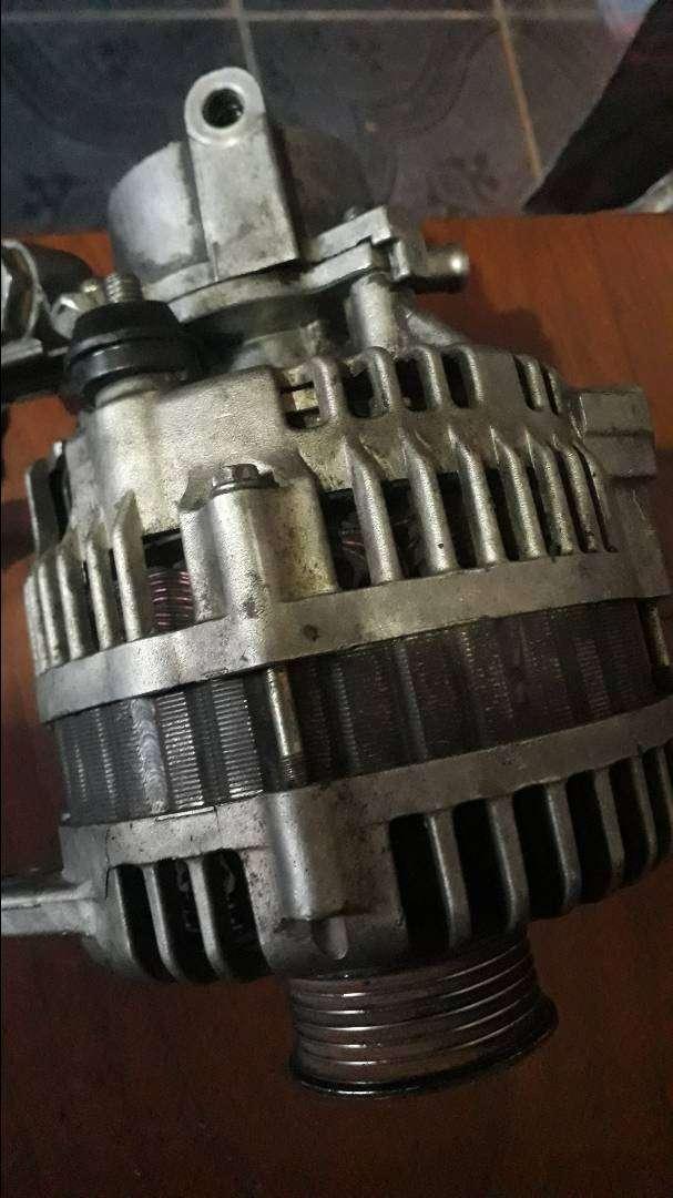 Alternador corsa diesel 0