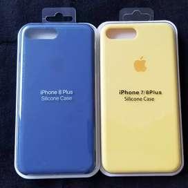 Silicone Case iPhone 7plus Y 8 Plus