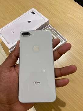 Iphone 8 plus 64g blanco