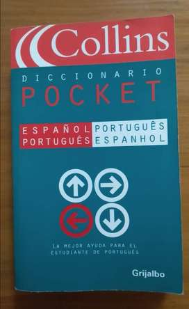 Diccionario PORTUGUES - ESPAÑOL pocket-Collins