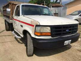 Ford 350 custom full inyection año 1992 8v