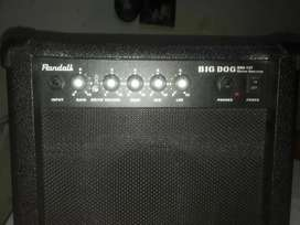 Amplificador de guitarra eléctrica Randall 15W