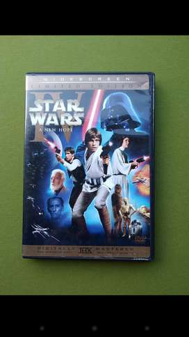 Star Wars Pelicula DVD