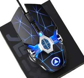 Mouse Gamer Animal K-Snake Pro Mechq7 Cool 7 Botones