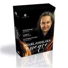 Essence Miguel Angel gea 4 dvds