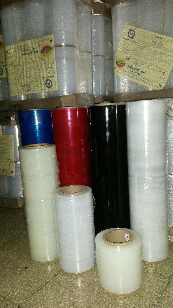 Plástico para embalar marca PELEX Colombia 0
