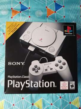 Consola play station 1 totalmente nueva