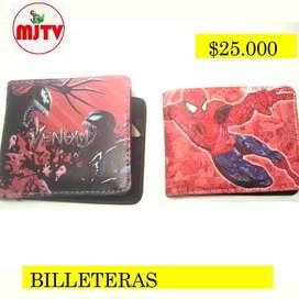BILLETERAS CON MOTIVOS