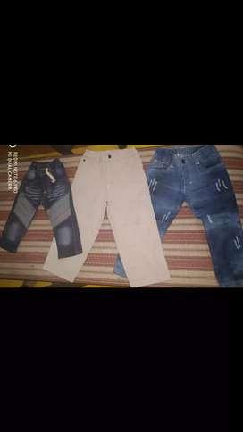 Jeans, shorts, chombas, buzos...etc de BEBÉ