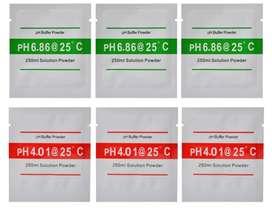SOLUCION DE CALIBRACION PH- 4.01 - PH 6.86