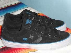 Zapatillas Converse Cuero Importadas Nuevas