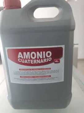 Venta de amonio y dispensador de gel