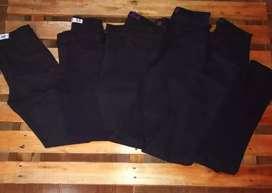 Jeans negro para damas