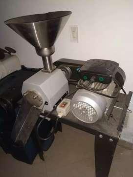 Trilladora de cafe