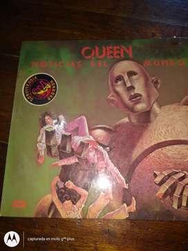 Disco vinilo Queen - Noticias del Mundo