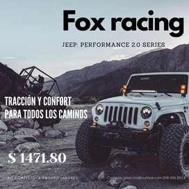 Amortiguadores Fox racing: JEEP