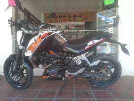 Vendo ktm Duke 200 exelente estado