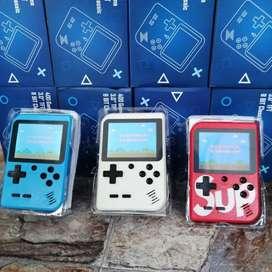 "Mini consola de 400 juegos portátil ""Gamebox"""