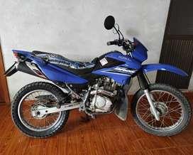 Se vende una moto