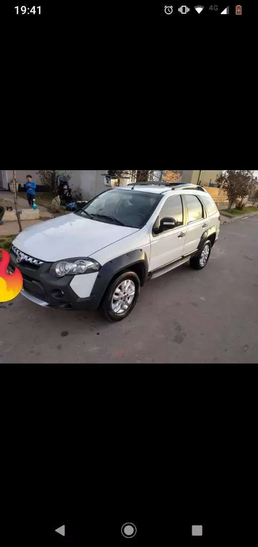 Vendo o permuto Fiat palio adventure 0