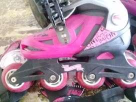 Rollers nena Monster High
