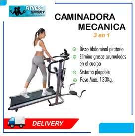 """OFERTA """"CAMINADORA - TROTADORA 3 EN 1"""""""