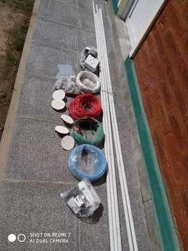 Vendo cables nuevos y accesorios