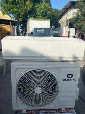 MINISPLIT 110V OLIMPO 1HP R410