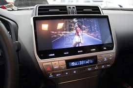Radio Tipo Original Android Toyota Prado 12'' 2018