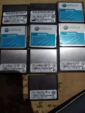 Memorias flash 512 mb