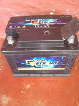 Vendo bateria 12-65
