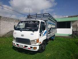 Camión hyundai hd78 2007