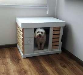 Casa pequeña para interiores