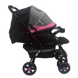 Se vende coche E-Baby Travel System - Reversible