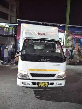 Vendo camion jmc 3.2 toneladas con papeles en regla listos para su trabajos
