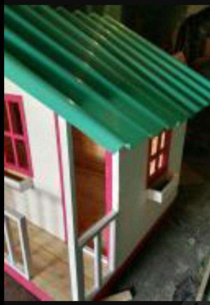 Cabañas para Niños en Madera 0