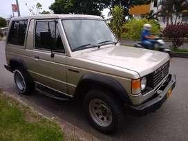 Vendo Montero Mitsubishi modelo 1993