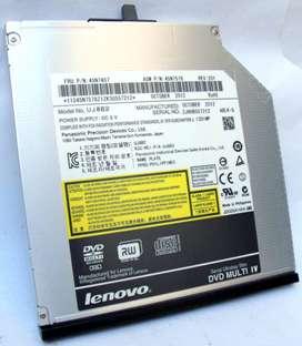 Grabadora Dvd-cd-rw Lenovo Sata 9.5mm Slim Fru 45n7457 Box