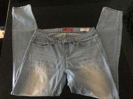 Blue Jeans Guess Original Como Nuevo