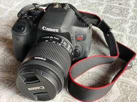 vendo Canon T6i