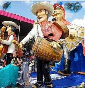 Pasaje aereos para el Carnaval de Cajamarca