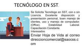 Tecnólogo en SST