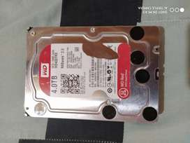 Disco duro NAS Western Digital 4 tb