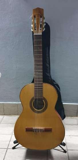 Guitarra Acústica Antigua Semi Nueva