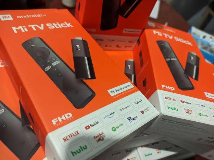 Android Tv Xioami mi Tv stick, convertidor A Smart Tv
