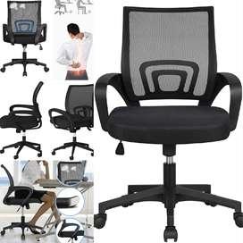 Silla de oficina ergonomica silla secretaria silla reunion