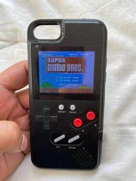 Forro iphone con videojuegos